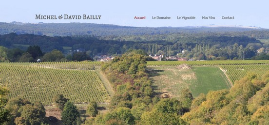 Domaine Michel David Bailly